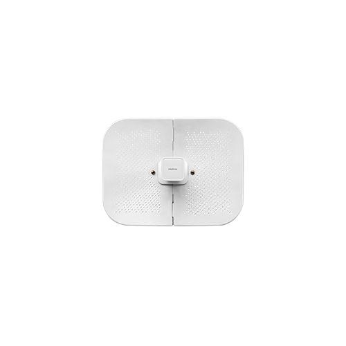 Rádio Outdoor Intelbras WOM 5A-23 CPE/PTP com antena dish de 23 dBi MiMo 2x2  - Ziko Shop