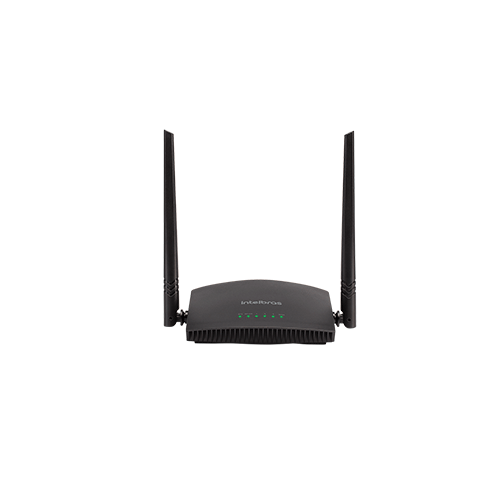 Roteador WiFi Intelbras N 300 Mpbs RF 301K 2 Antenas  - Ziko Shop