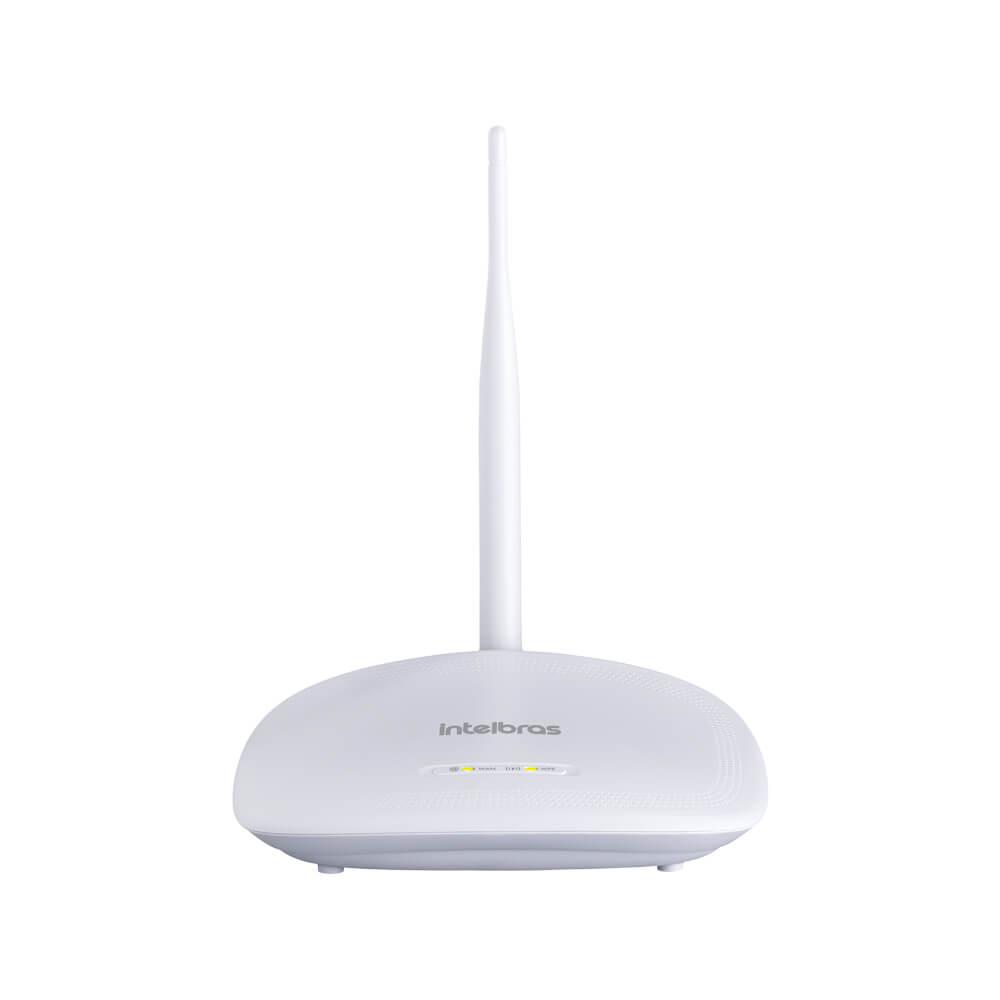 Roteador Wireless Intelbras 150 IWR 1000N, Com IPV6  - Ziko Shop