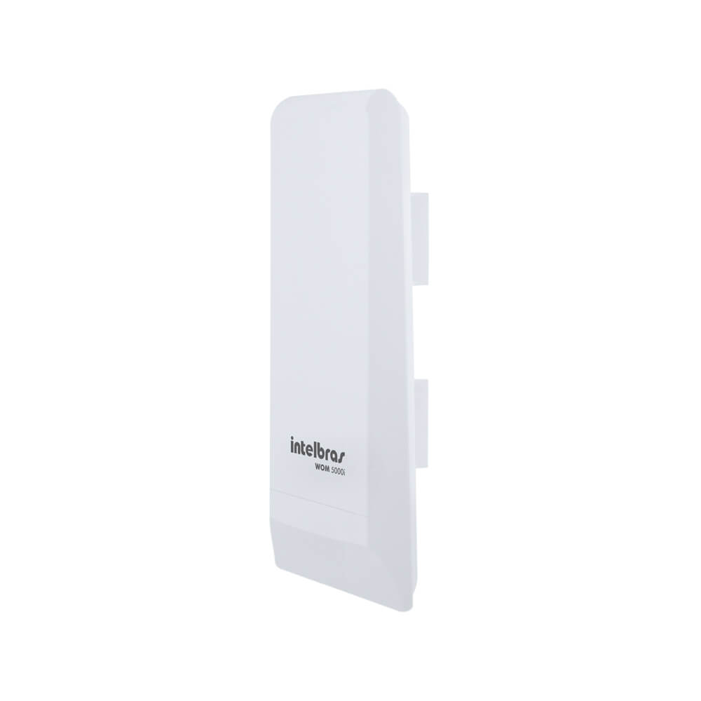 Roteador Wireless Intelbras (CPE) 5GHZ 12DBI WOM 5000i SiSo  - Ziko Shop