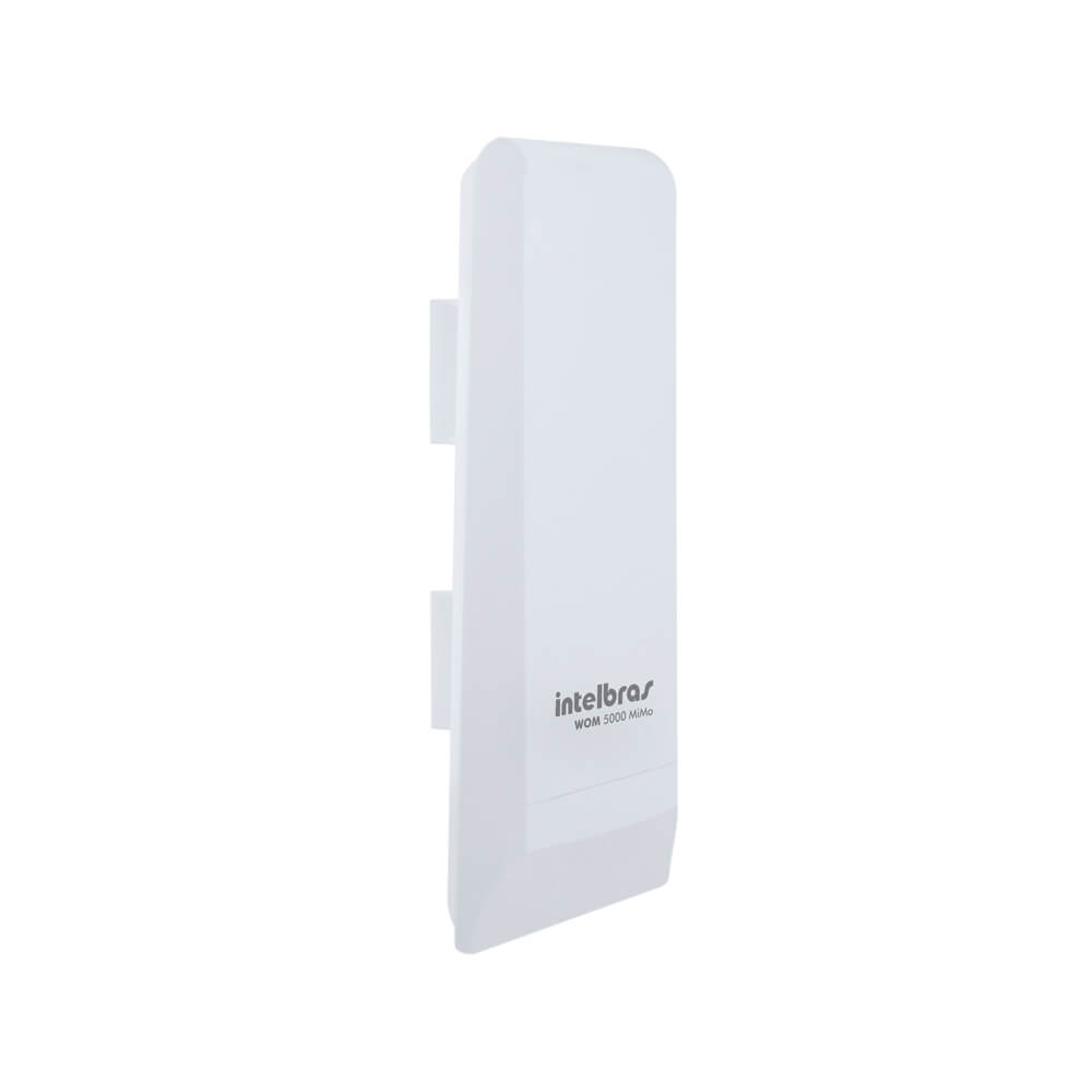 Roteador Wireless Intelbras (CPE)-5GHZ 14DBI WOM 5000 MiMo 2x2 - Ziko Shop