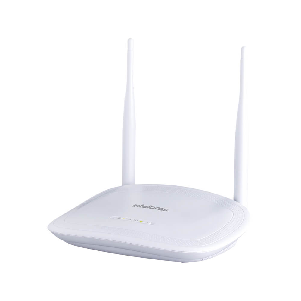Roteador Wireless Intelbras N 300 IWR 3000N, Com IPV6 - Ziko Shop