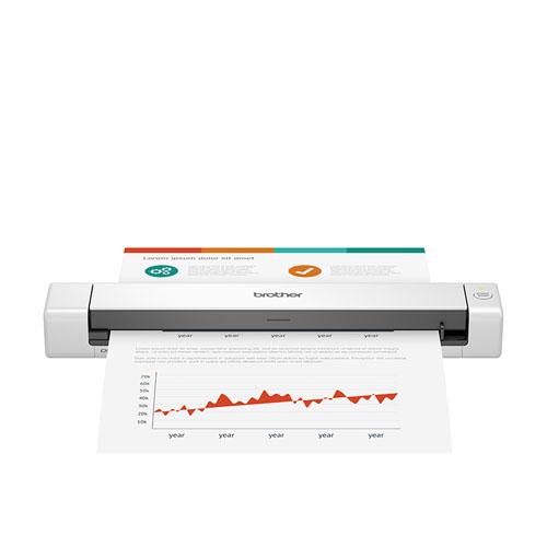 Scanner Brother, Portátil 15 ppm- DS640  - Ziko Shop