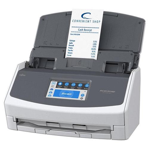 Scanner Fujitsu ScanSnap, Color, Duplex 40ppm - IX1600  - Ziko Shop