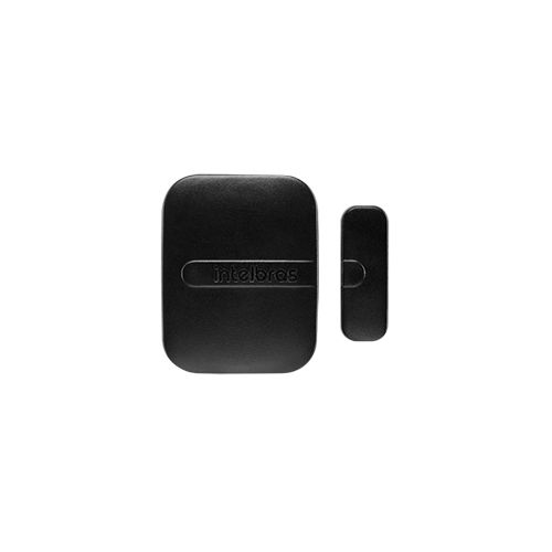 Sensor de Abertura Intelbras Magnético Sem Fio XAS Light Black  - Ziko Shop