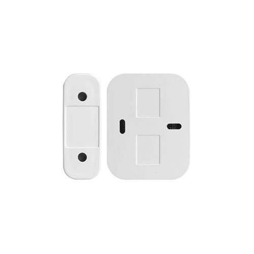 Sensor de Abertura Intelbras Magnético Sem Fio XAS Light Branco  - Ziko Shop