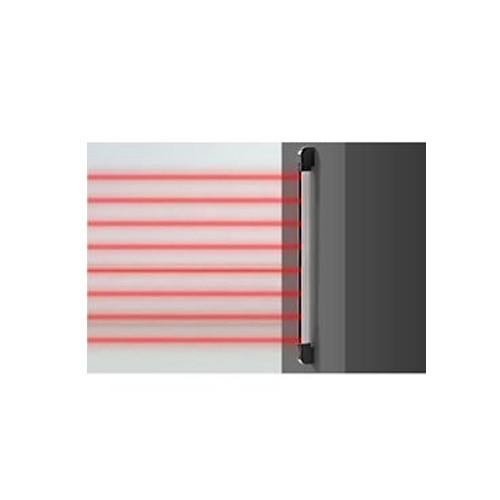 Sensor De Barreira Infravermelho Ativo Iva 7100 Octa  - Ziko Shop