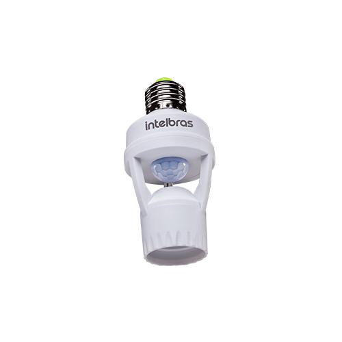 Sensor de presença para iluminação para Soquete E27 ESP 360 S Intelbras  - Ziko Shop