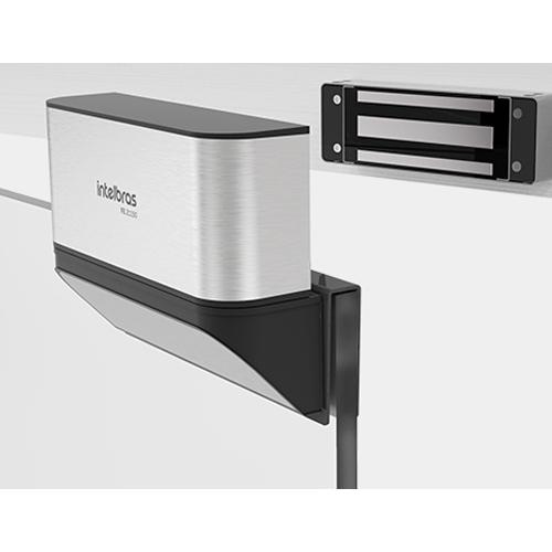 Fechadura Eletroímâ 150 KGF Intelbras FE 21150 D Com sensor de Porta  - Ziko Shop
