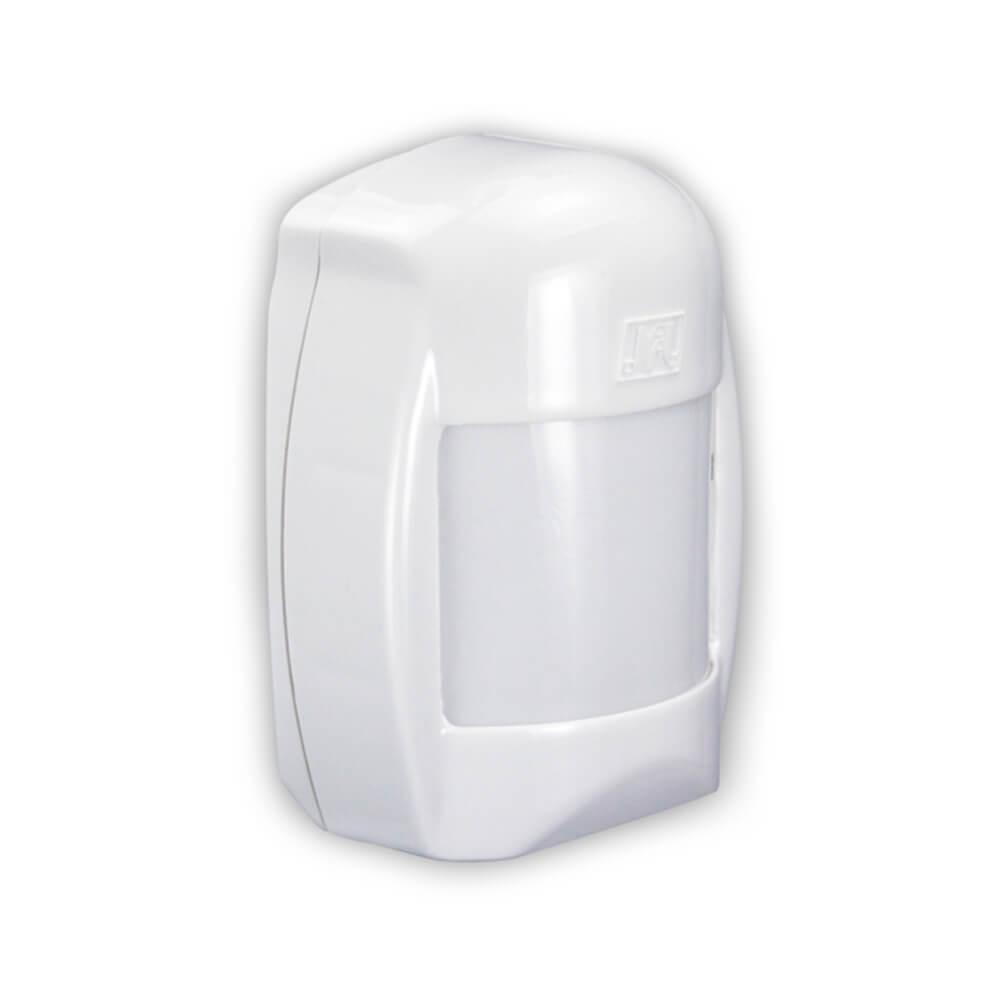 Sensor Infra Com Fio JFL IDX 1001 Cobertura 12m Ângulo 90º  - Ziko Shop