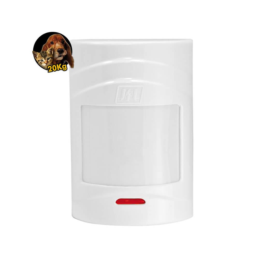 Sensor Infravermelho JFL IRP 310i Passivo 12 Metros e Ângulo 90º  - Ziko Shop
