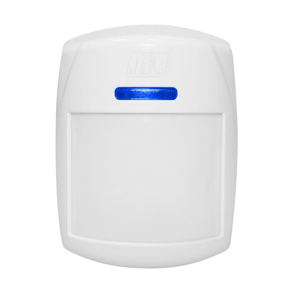Sensor JFL Infra Passivo DS-510 BUS PET Tecnologia de Barramento  - Ziko Shop