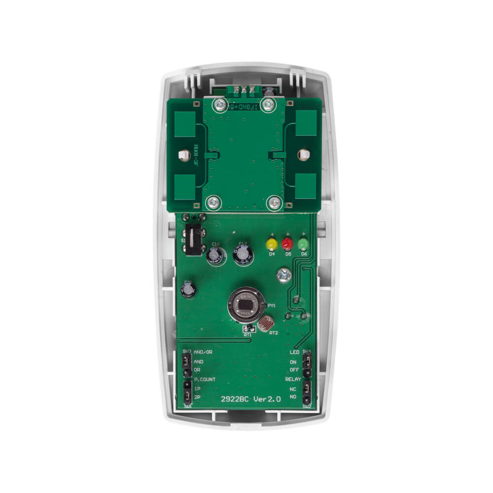 Sensor Intelbras IVP 3000 MW PET micro-ondas passivo função PET até 35Kg ângulo 90°  - Ziko Shop