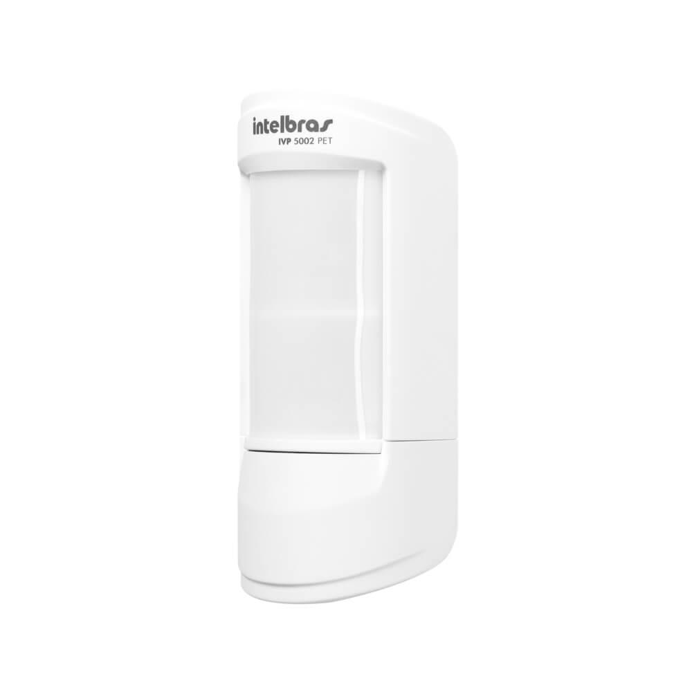 Sensor Intelbras IVP 5002 PET infravermelho 12mts PET até 35Kg, 110°  - Ziko Shop