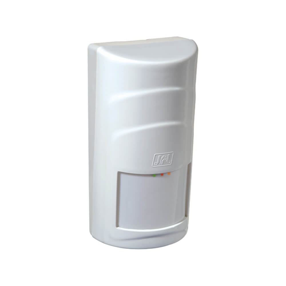 Sensor JFL Dual Tec 550 Dupla Tecnologia PIR e Microondas Função PET (30Kg) 15 Metros  - Ziko Shop