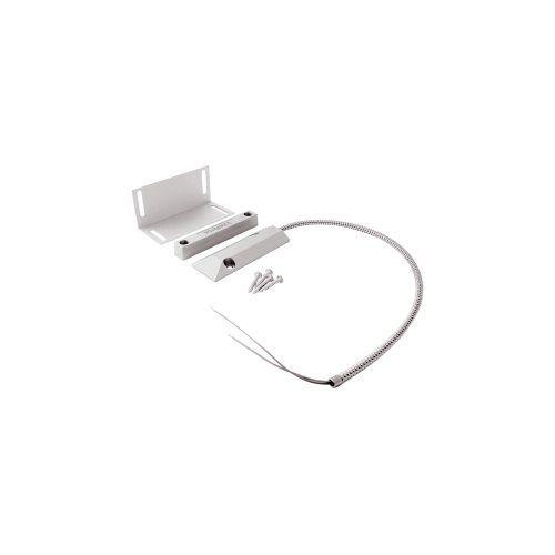 Sensor magnético de abertura com fio XAS Porta de Aço SP Intelbras   - Ziko Shop
