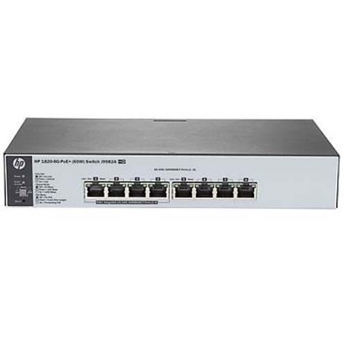 Switch Aruba 1820 8G PoE (65W) - J9982A  - Ziko Shop