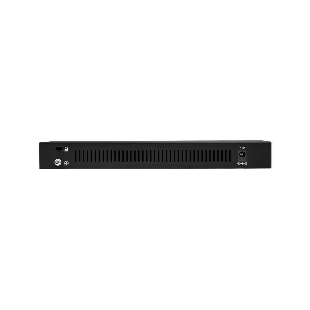 Switch Desktop Intelbras SF 900 PoE 9 Portas Fast Ethernet Com 8 Portas PoE+ - Ziko Shop