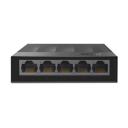 Switch TP-LINK 5 Portas, Giga - LS1005G  - Ziko Shop