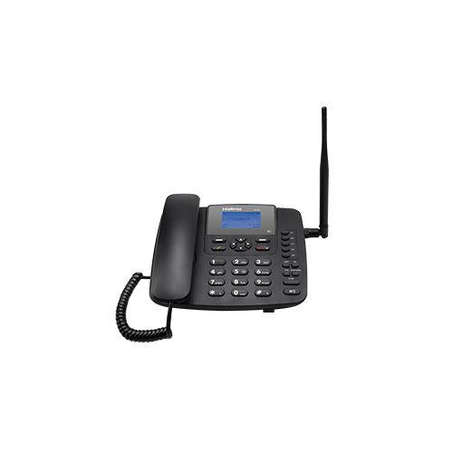 Telefone Celular Fixo Intelbras CF 6031 3G  - Ziko Shop