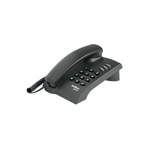 Telefone com fio Intelbras Pleno  - Ziko Shop