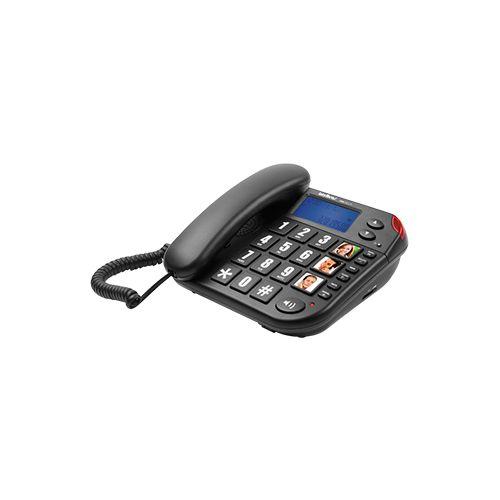 Telefone com fio Intelbras Tok Fácil ID  - Ziko Shop