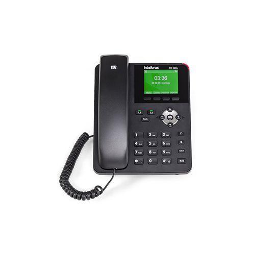 Telefone IP Giga Intelbras TIP 235 G  - Ziko Shop