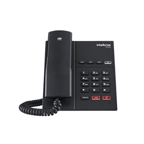 Telefone IP Intelbras TIP 120i  - Ziko Shop