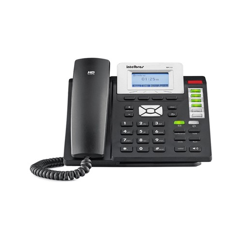 Telefone IP Intelbras Tip 210 Poe  - Ziko Shop