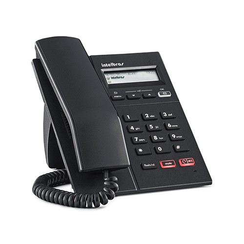 Telefone IP Intelbras Tip 125 LITE - Ziko Shop