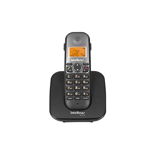 Telefone sem fio Digital Intelbras TS 5120  - Ziko Shop