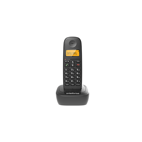 Telefone sem fio digital TS 2510 Intelbras  - Ziko Shop