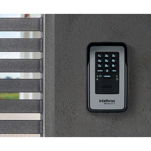 Terminal Dedicado Porteiro Eletrônico Intelbras XPE 1013 FIT ID  - Ziko Shop