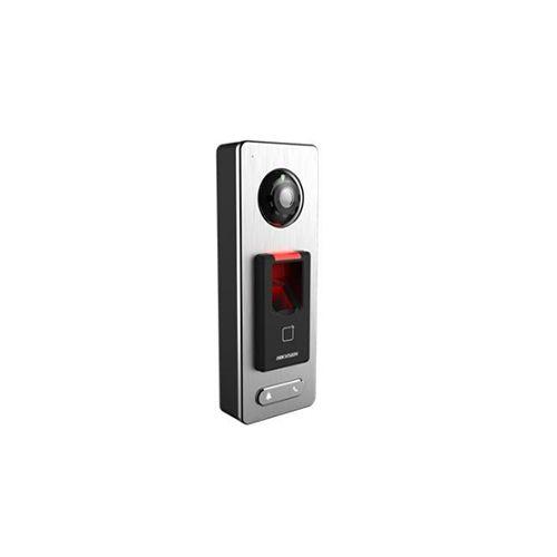Vídeo Porteiro IP Hikvision com Biometria DS-K1T501SF  - Ziko Shop
