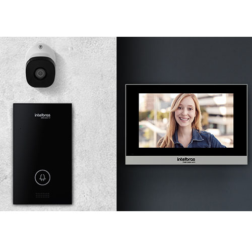 Video Porteiro IP Intelbras XPE 3001T IP  - Ziko Shop