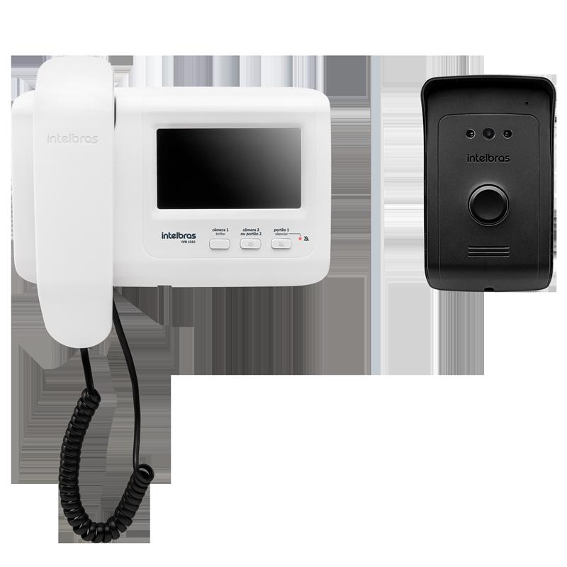 Videoporteiro Intelbras - IVR 1010  - Ziko Shop