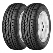 Kit de 2 Pneus 195/65r15 Brillantis 2 91H Barum