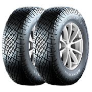 Kit de 2 Pneus General Tire 245/70R16 111T Xl Fr Grabber At