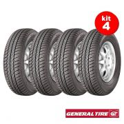 KIT DE 4 PNEUS  205/55R16 91H Evertrek HP  General Tire