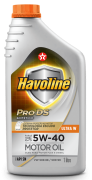 OLEO DO MOTOR HAVOLINE ULTRA S 5W40 SINTETICO