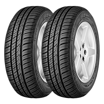 Kit de 2 Pneus 165/70r13 Brillantis 2 79T2 Barum