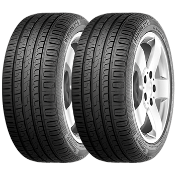 Kit de 2 Pneus 195/55R15 Bravuris 3 Hm 85V Barum