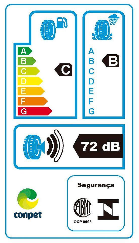 Kit de 2 Pneus 205/75R16C 110/108R Contivancontact Ap Continental
