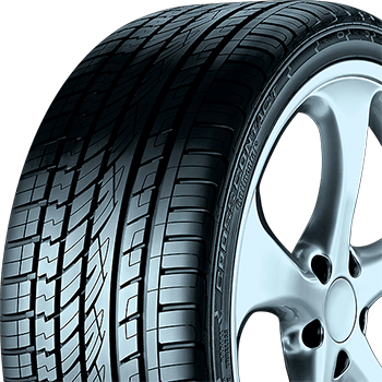 Kit de 4 Pneus 255/50R20 109Y Xl Fr Conticrosscontact Uhp Continental