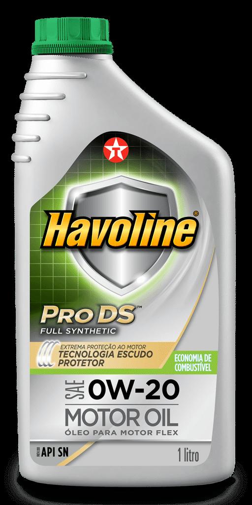 OLEO DO MOTOR HAVOLINE 0W20 SINTETICO