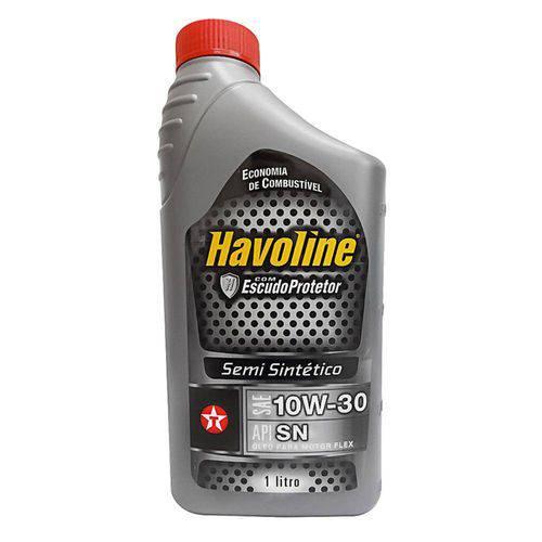 OLEO DO MOTOR HAVOLINE 10W30 SEMI SINTETICO