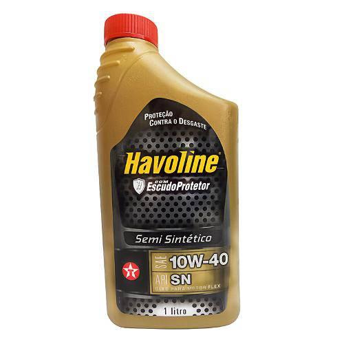 OLEO DO MOTOR HAVOLINE 10W40 SEMI SINTETICO