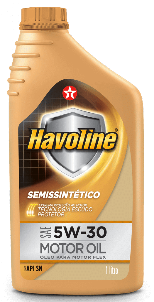 OLEO DO MOTOR HAVOLINE 5W30 SEMI SINTETICO