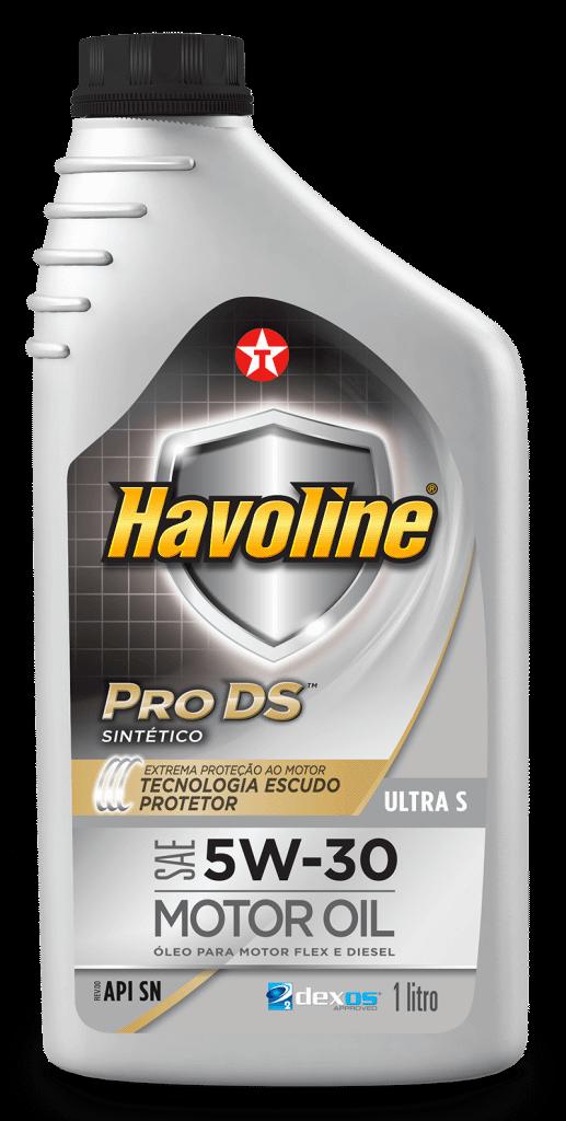 OLEO DO MOTOR HAVOLINE 5W30 SINTETICO