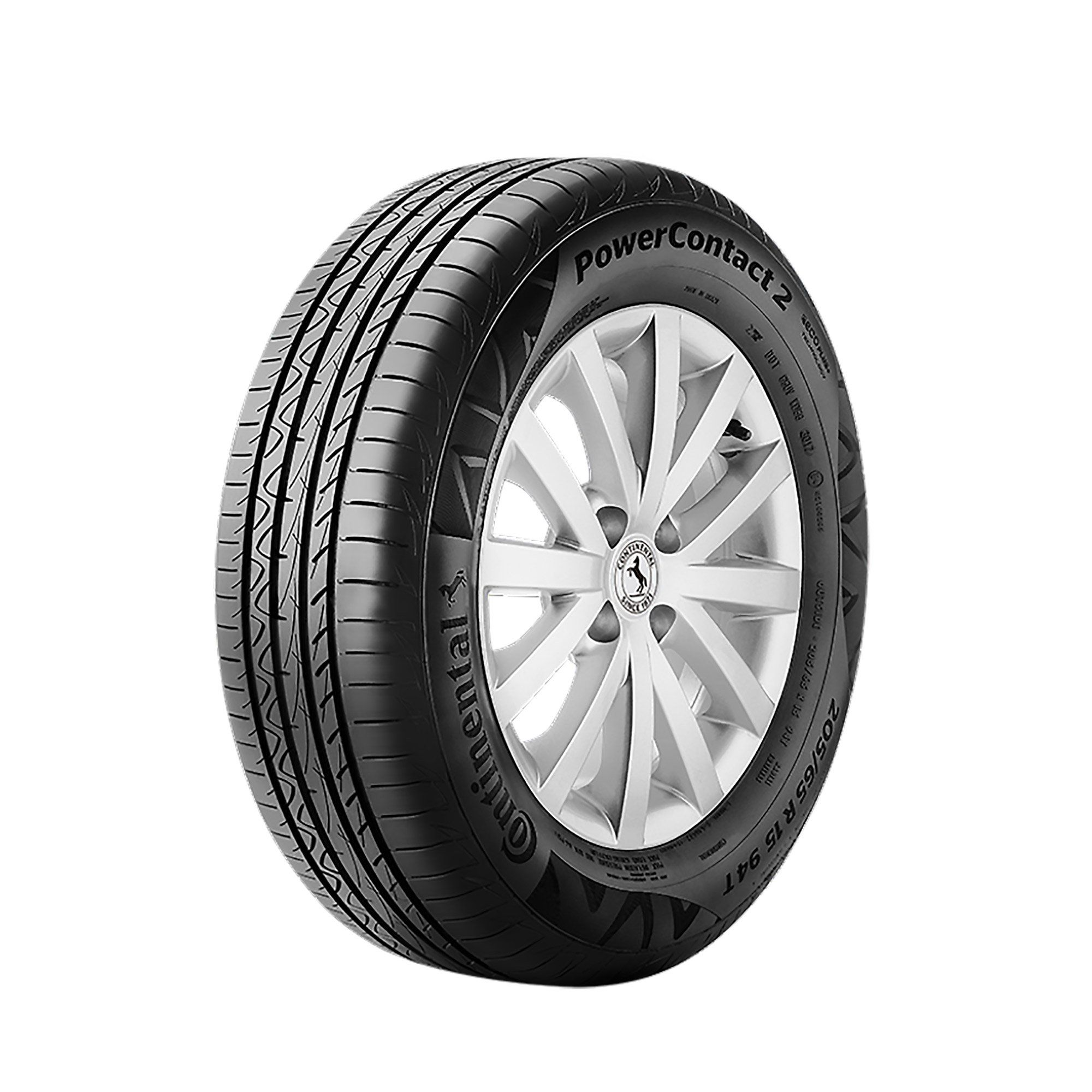 Pneu Aro 13 175/70R13 82T ContiPowerContact 2 Continental